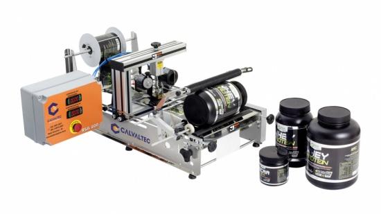Rotuladora Semiautomática RSA 800