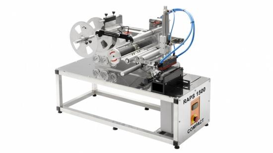 Rotuladora Semiautomática Plana RAPS 1500 Compact